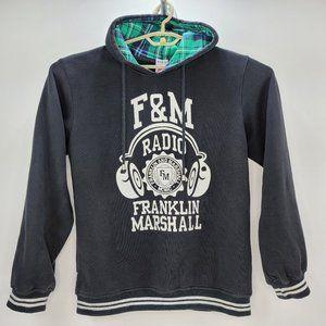 Franklin Marshall F&M Radio Hoodie